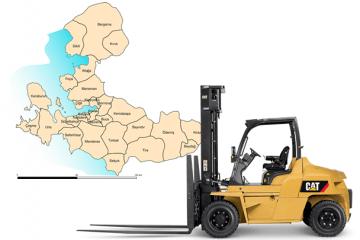 Forklift Kiralama Hizmeti